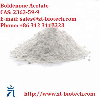 Boldenone Acetate CAS:2363-59-9