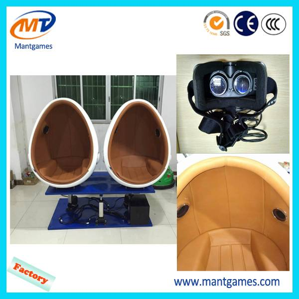great quality 1/2/3 seats optional Electric Virtual Reality 3D Glasses 9D VR Cinema