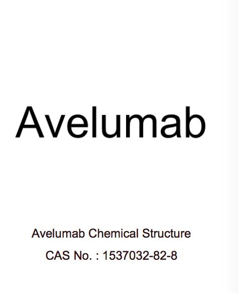Avelumab (Synonyms: Anti-Human PD-L1, Human Antibody; MSB 0010718C; MSB0010718C)