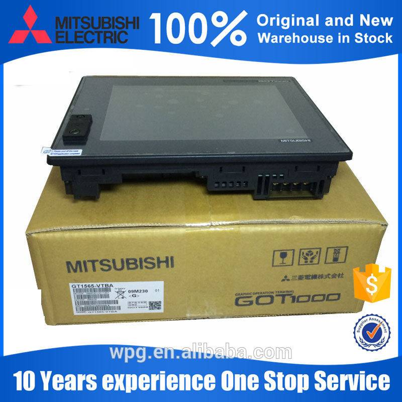mitsubishi toucn sreen HMI GT1020-LBC-C