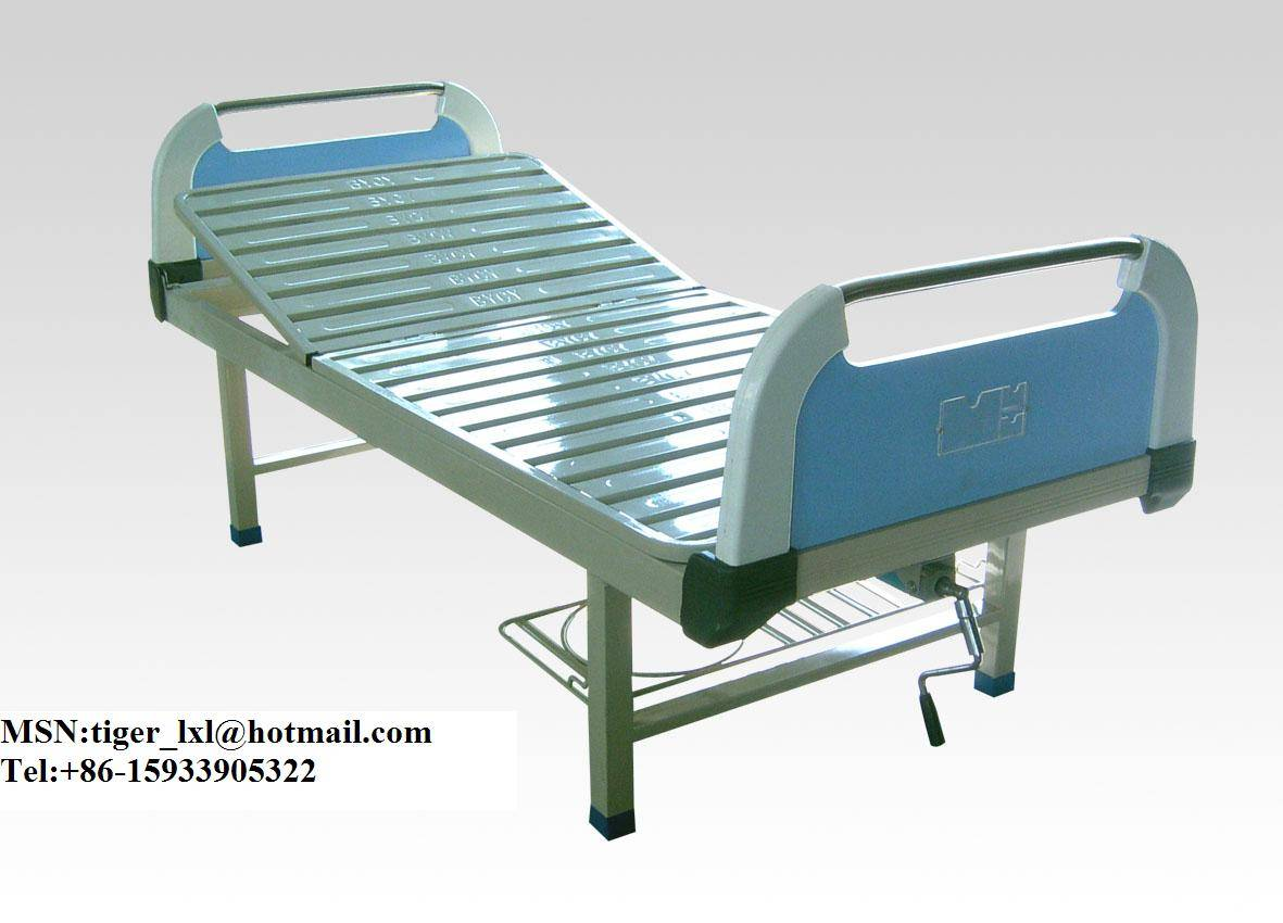 Single shake medical bed A-50