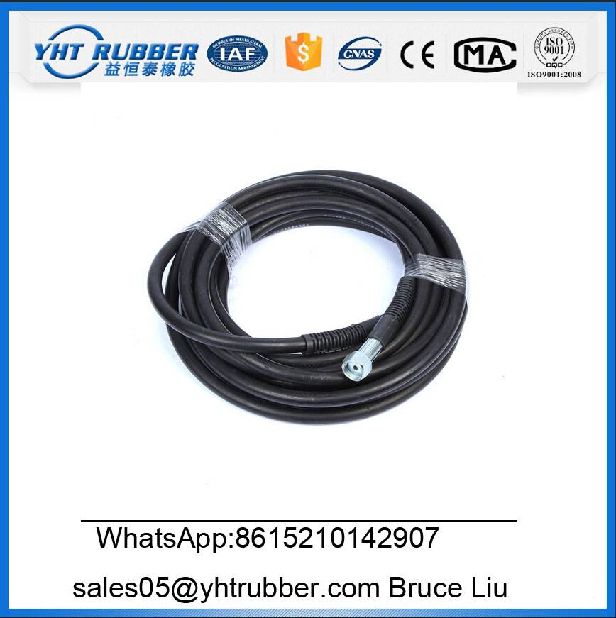 3/8'' Wire Braided Pressure Washer Hose
