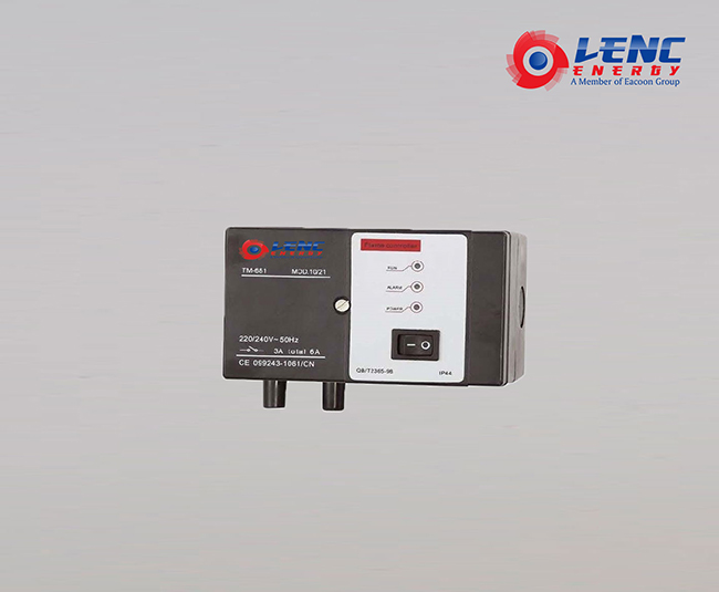 Combustion Controller designed for industrial kilns or combustion systems