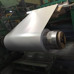 PPGI/PPGL Building Material Roofing Sheet--Color Coated Steel Coil