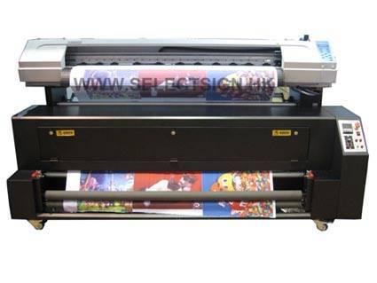 Sublimation Textile Printer(WJ1545FLAG)