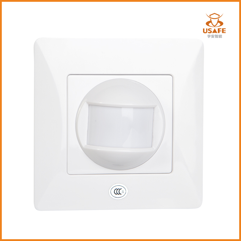 Pet-Friendly Wired PIR Motion Sensor Detector for Home Security Alarm System