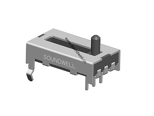 SD18 straight slide sensor