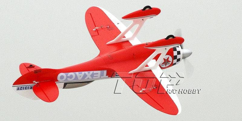 RC toys Sports airplanes GeeBee R3R model is suitable for the middle class or experienced pilot