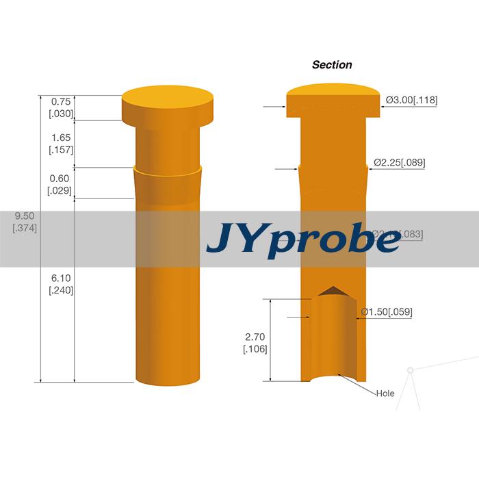 PH2 Interface Pins& Contact Terminals