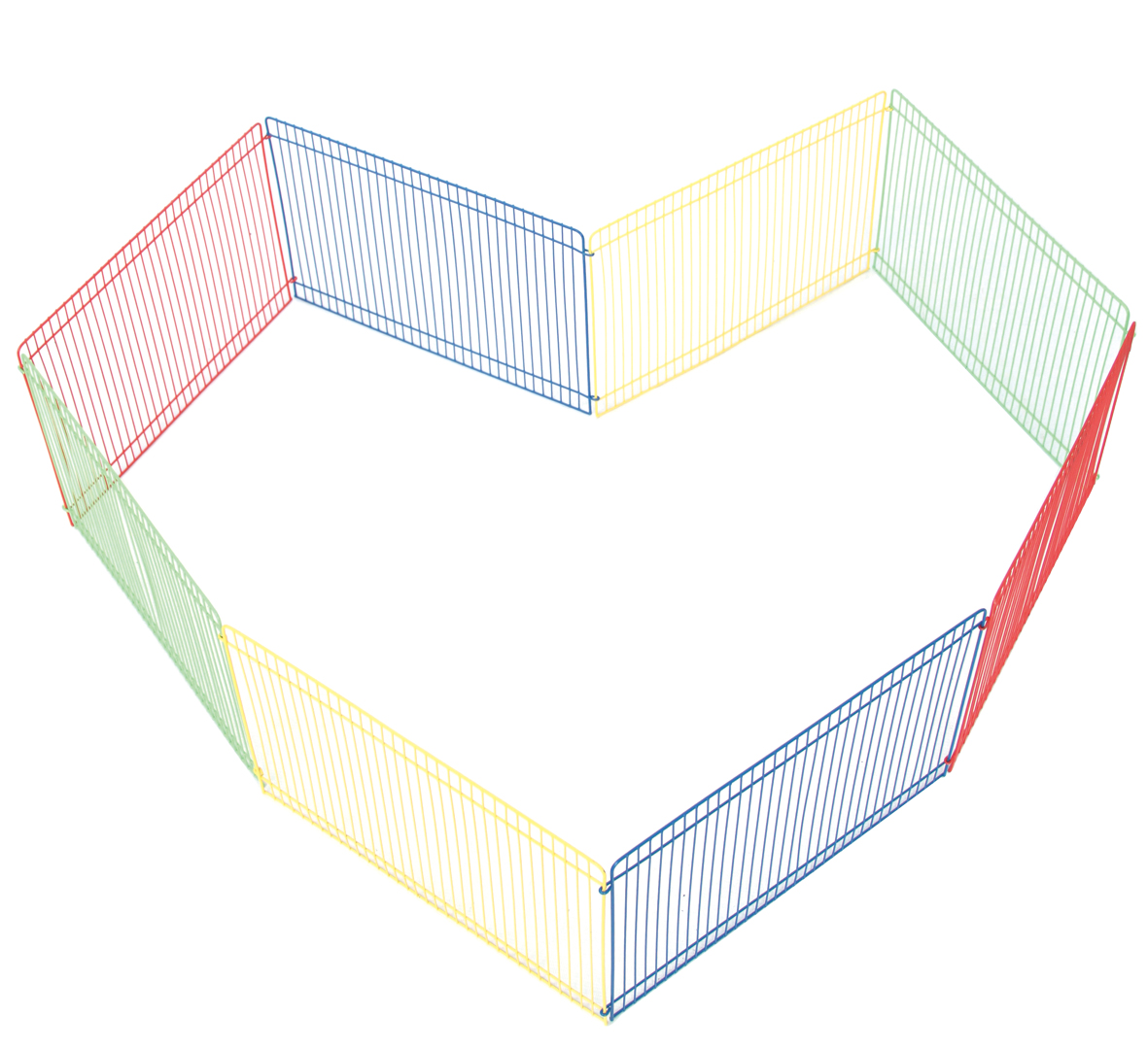 Colorful Dog Play Pen with Best Quality
