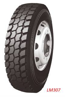 Longmarch/ Roadlux China Drive/Trailer Radial Truck Tire (LM307)