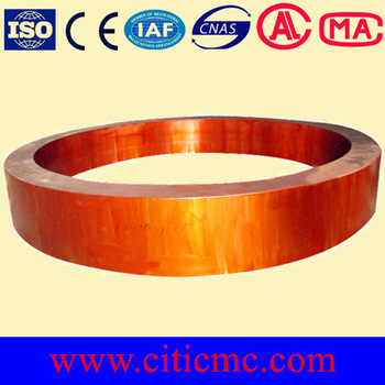 ISO CE approved China manufacturer for rotary kiln belt