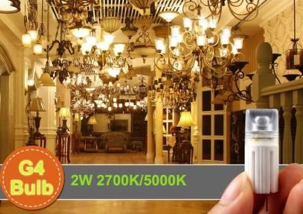 2W high brightness G4 led lamp commercial lamp residential light bulbs