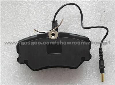 original quality peugeot brake pad 405