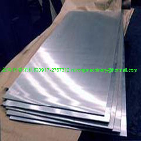 titanium sheet GR5 1.510002000MM