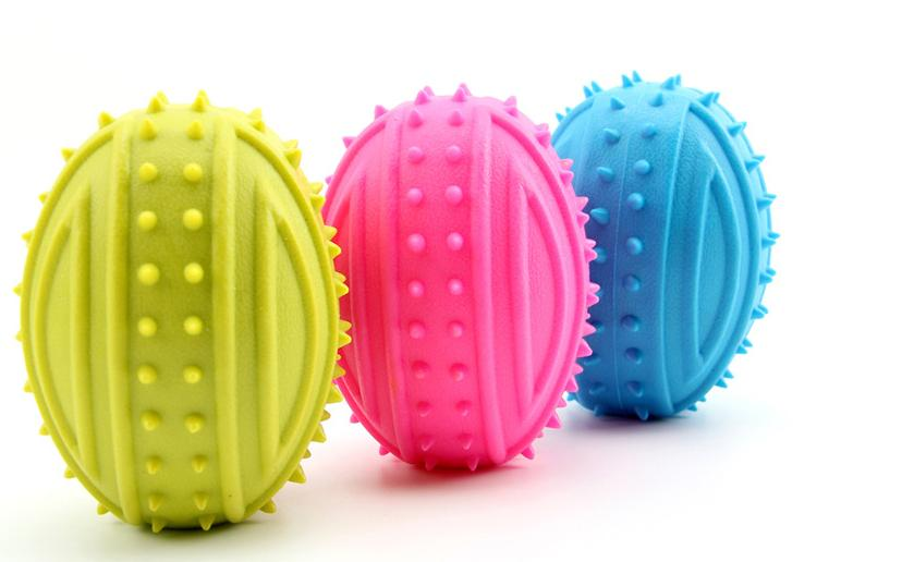 Pet Toys Pet Toy Pet Products Pet Product Dog Toy Rugby Pet Toy Rugby Pet Dog Bite Rubber Mine Favor