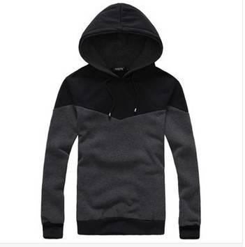 2014 New Men hoodies fashion slim fit sweatshirts men high quality simple stylish mens pullover