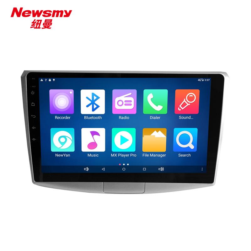 NM7101-H-H0 (VW Mangotan 12-16) canbus Newsmy CarPad4 head unit Android 5.0 with Newyan APP