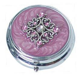 Compacts, Cosmetic Mirror Cases, Cosmetic Cases, Fashion Accessories