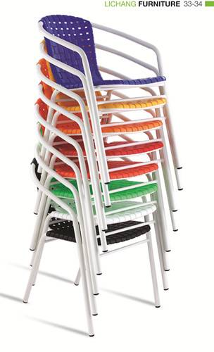 Colorful Wire Outdoor Chairs On Sale XRB-035