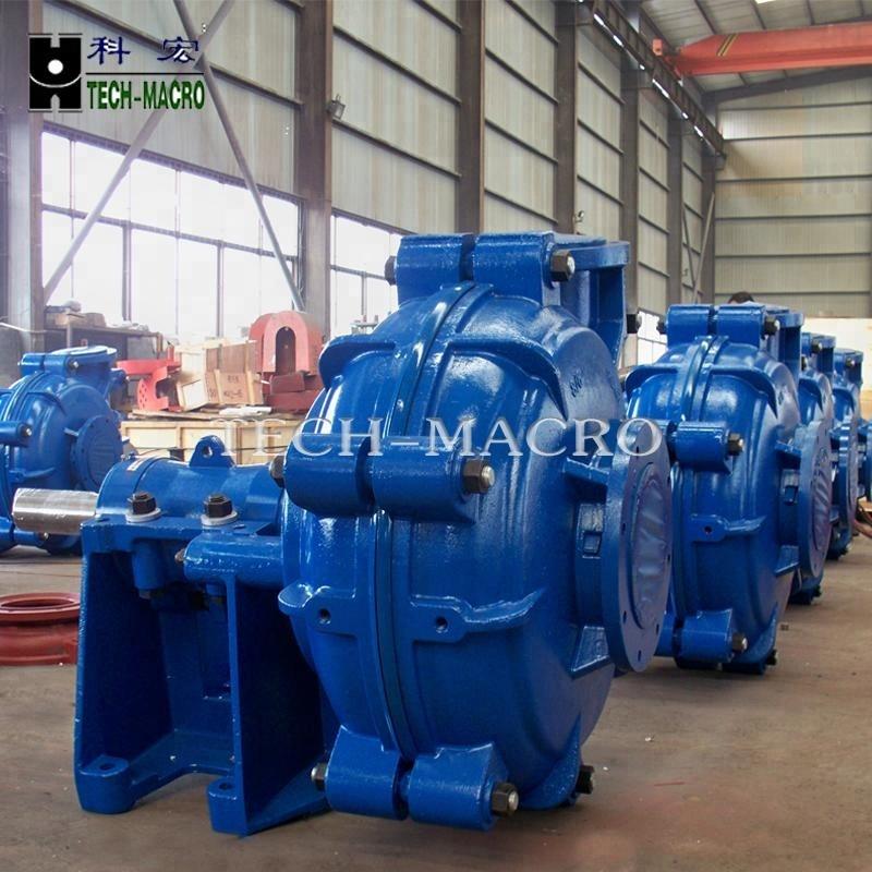 Small Engine Driven Centrifugal Hydraulic Ash Slurry Pump for Sludge