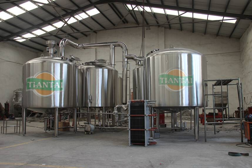 1000L beer brewing equipment for craft beer