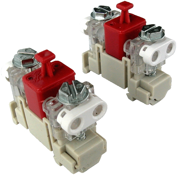 One Pair Drop Wire Module(STB Module)Subscriber Terminal Block