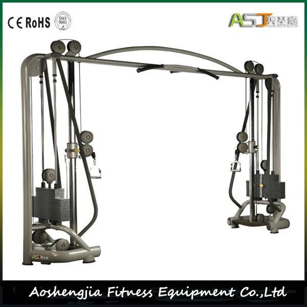 Commercial Gym Equipment/A026 Crossover Cable