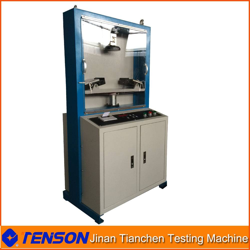 PVC Door and Window Angle Strength Testing Machine 20kN TENSON Brand XYJ-20B