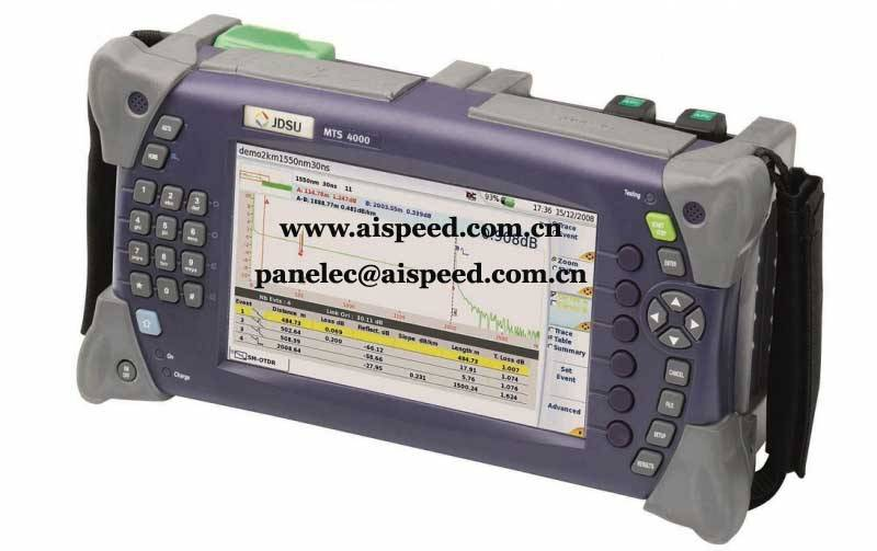 JDSU MTS-4000 Multiple Services Test Platform OTDR (FTTX network,nice price good quality,high precis