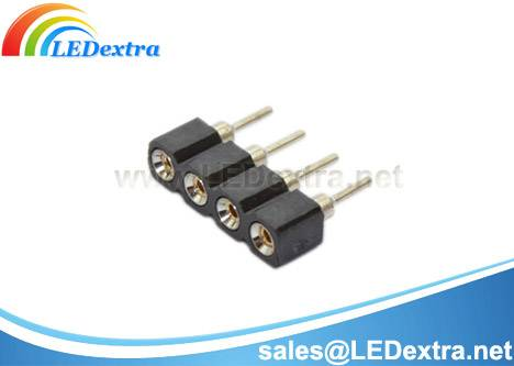 4 PIN Male to Female Connector