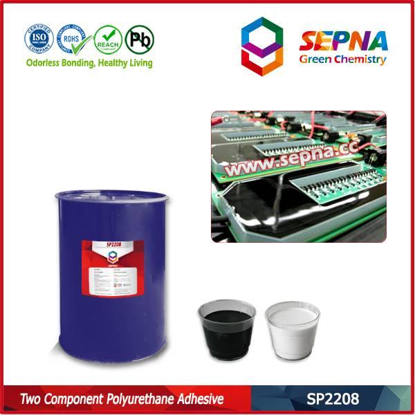 Two-Part RTV Polyurethane Potting Compound for electronics SP2208