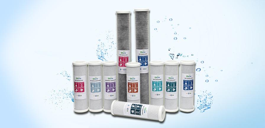 Standard Carbon Block Filter Series