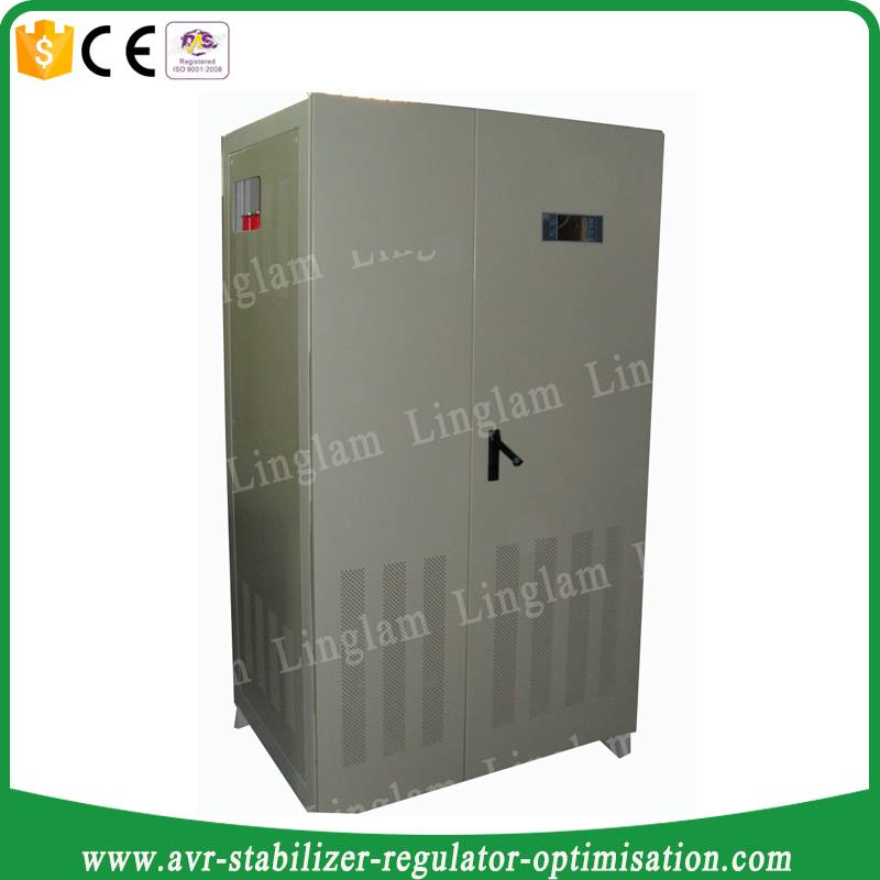 500kva 3 phase non contact voltage regulator