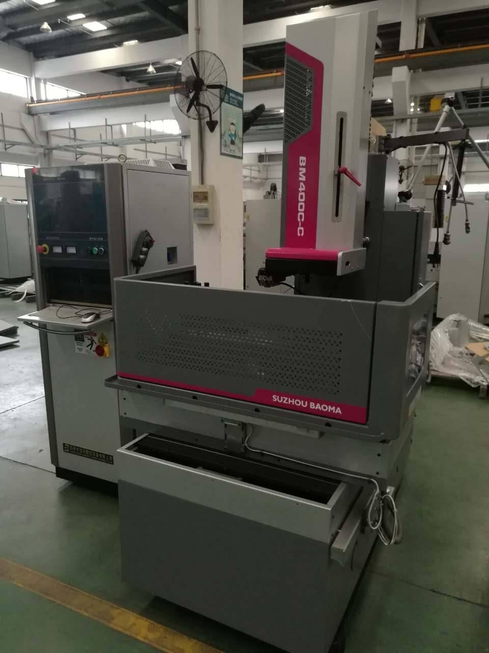 EDM CNC Top notch wire cutting machine BM400C-C