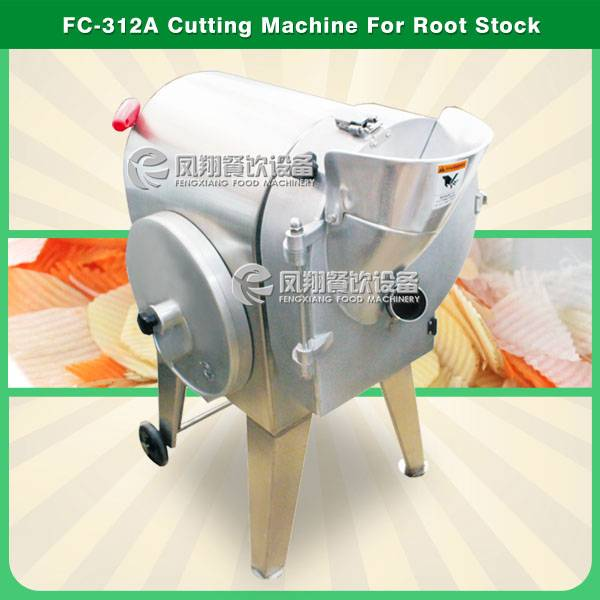 FC-312A onion slicer/dicer/shredder