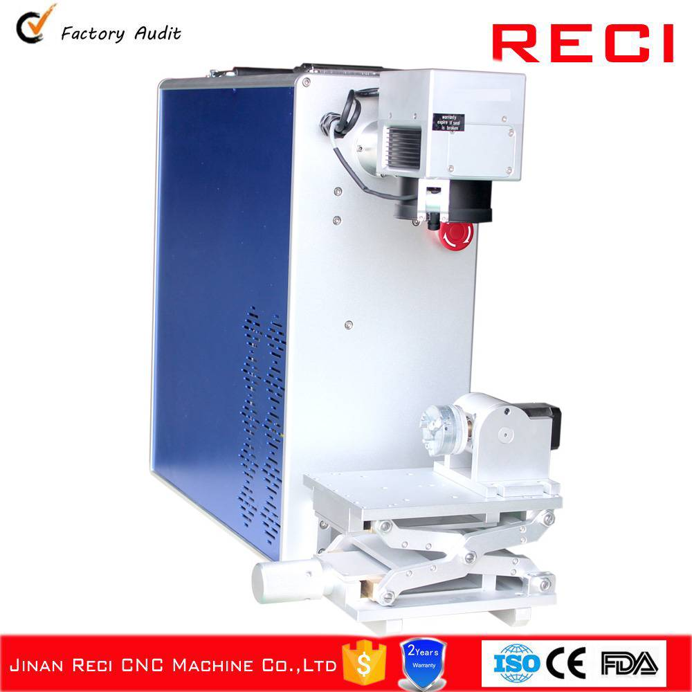 portable fiber laser marking machine RC-B10/20/30/50FP