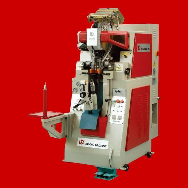 LD-689B Automatic Heel Seat Tacking Lasting Machine