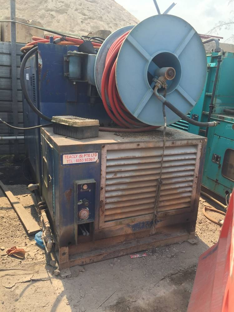 Used Syntech High Pressure Jetter
