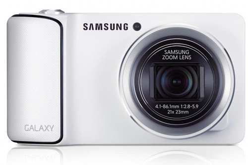 Samsungs Galaxy Camera EK-GC100 8gb 16.3 MP Digital Camera Unlocked 3G4G LTE Wifi GPS Bluetooth HDMI