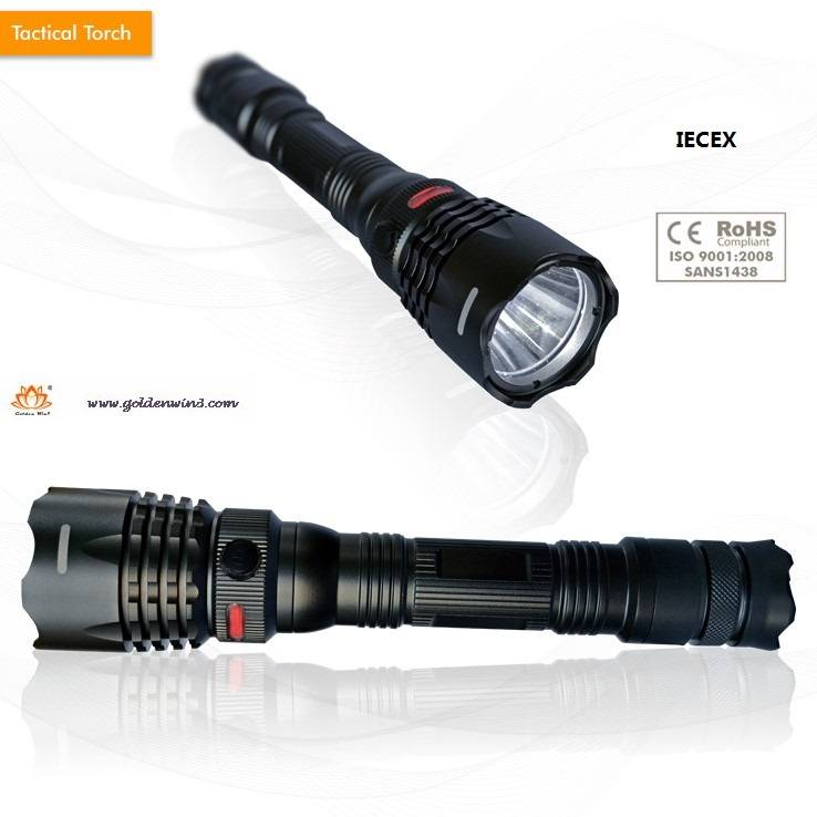Led flashlight, LED Torch, outdoor torch, emergency torch,IP68 torch,FCC,CE,ROHS,IECEX, ISO9001