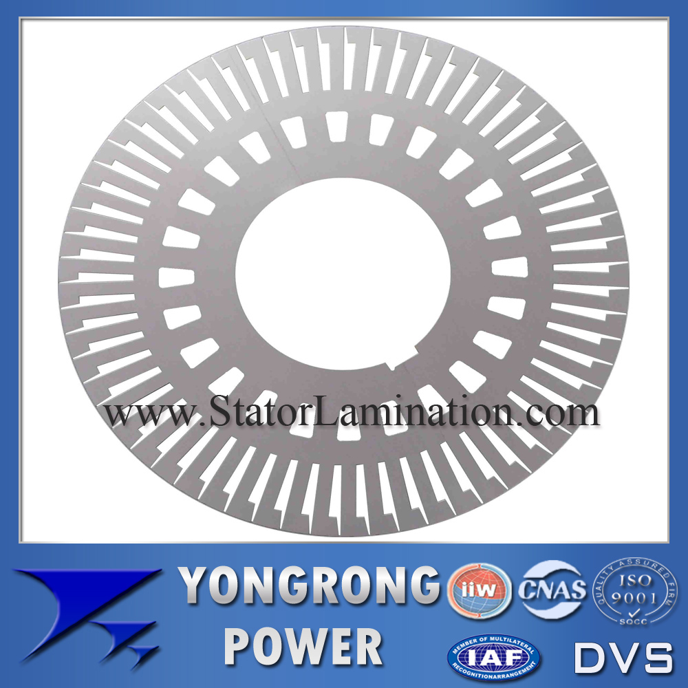 IE3 Explosion Proof Electric Motor Centrifugal Rotor Lamination
