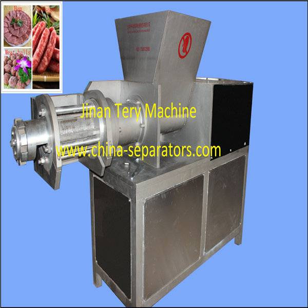 Commercial Use Automatic frozen chicken meat processing machine