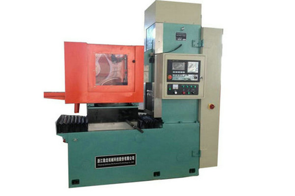 Round table surface grinder
