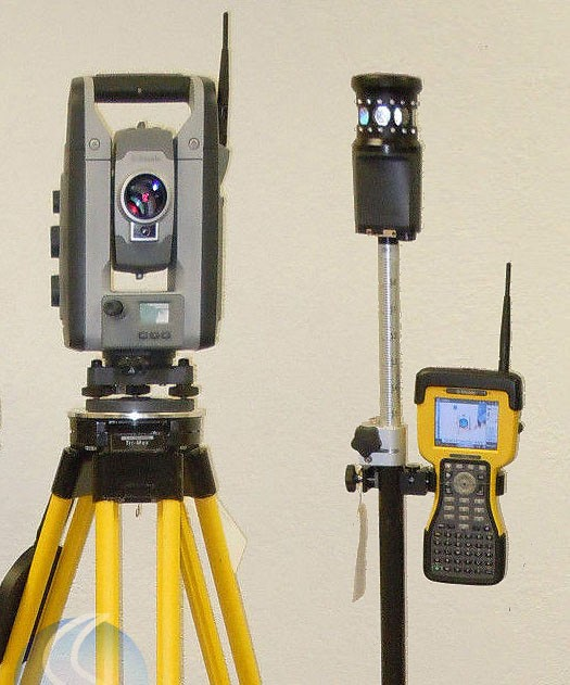 Used Trimble VX-1 Spatial DR Plus Robotic Total Station