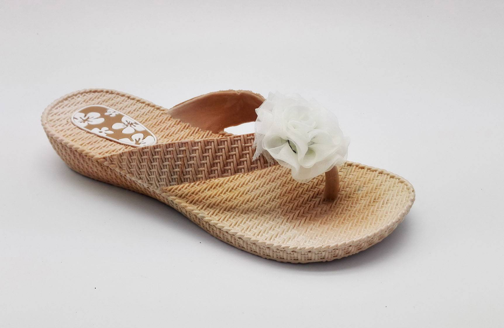 Ladies' PVC Injection Slippers
