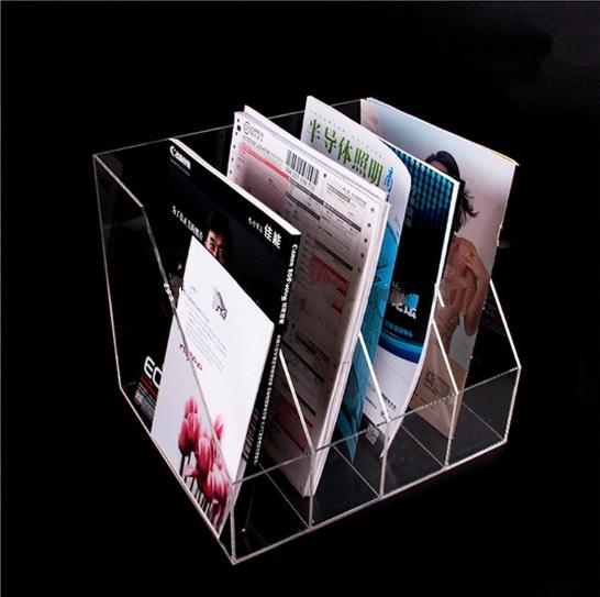 acrylic file organizer