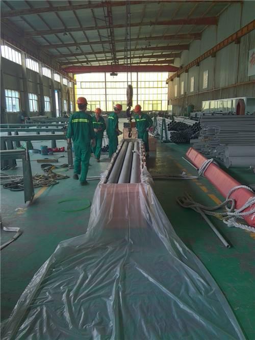 1Cr18Ni9Ti carbon steel seamless pipes