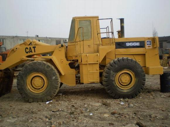 wheel loader CAT 966C