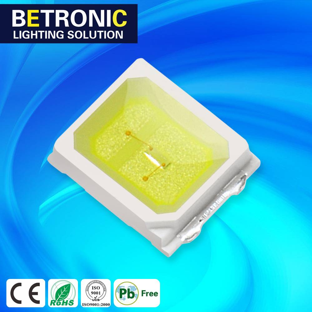 2835 SMD LED EPISTAR CHIP 0.2W WARM WHITE 2800-3200K LED LIGHT SOURCE FOR PANEL LIGHT LED DIODE